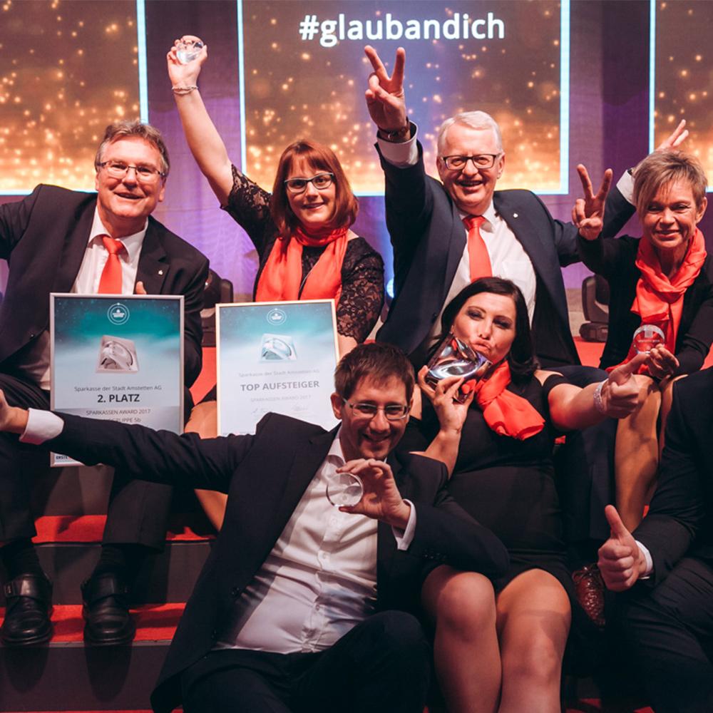 011 erstegroup erste group sparkassen award gala wiener hofreitschule awardverleihung #glaubandich erste bank event